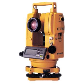 レーザーセオドライト DT-110LF<3mW>