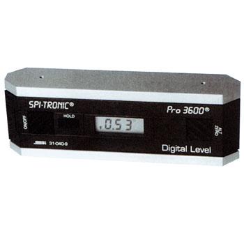 デジタル傾斜レベル PRO-3600|測量機レンタル機器のご紹介 本文へジャンプ 次のページヘ