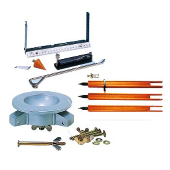 田村型平板測量器