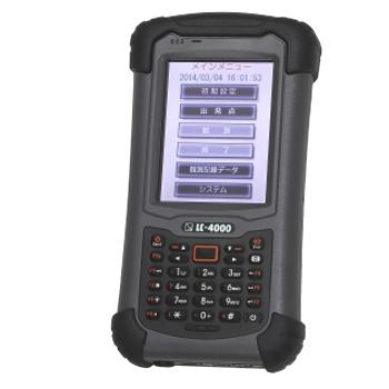 水準測量用データコレクタ LC-4000