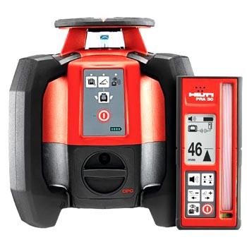 回転レーザー PR30-HVS